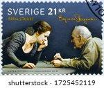 Stockholm  Sweden   May 03 ...