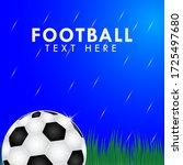 football championship...   Shutterstock .eps vector #1725497680
