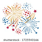 composition with different... | Shutterstock .eps vector #1725543166