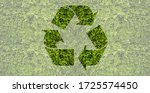 Recycle Logo Symbol From The...