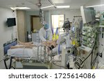 Medical Staff Work In The...