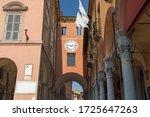 Historic buildings of Imola, Bologna, Emilia Romagna, Italy