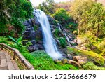 Waterfall In Chaing Mai ...