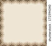 vintage seamless pattern.... | Shutterstock . vector #172594340
