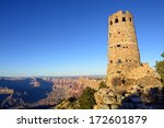 Watchtower At Desert View...