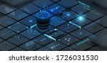 artificial intelligence and... | Shutterstock .eps vector #1726031530