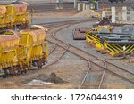Railroad Maintenance Equipment...