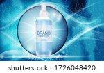 design cosmetics product ...   Shutterstock .eps vector #1726048420