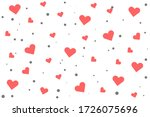 holiday background  seamless... | Shutterstock .eps vector #1726075696