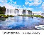 Iguazu Waterfalls In Argentina  ...