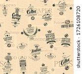 vector seamless pattern in... | Shutterstock .eps vector #1726108720