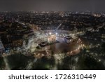 Top View Of Piazza Sempione And ...