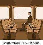 vector illustration of man... | Shutterstock .eps vector #1726456306
