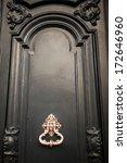 Royal Style Golden Doorknocker...