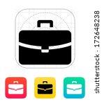 handbag icon. vector...