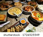 Small photo of Nanjing Cuisine, dine together with alumnus