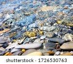 Pebbles In The Black Sea Under...