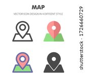 map icon. for your web site...