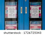 merthyr tydfil  wales   09 may...   Shutterstock . vector #1726725343