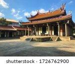 Longshan Temple In Taipei...