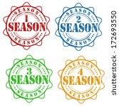 Set Of Season One  Two  Three...