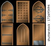 Door To The Middle Ages On A...