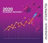 vector concept economic...   Shutterstock .eps vector #1726996756