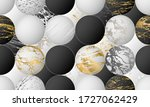 luxury paper cut background ... | Shutterstock .eps vector #1727062429
