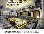 the luxurious clubhouse...   Shutterstock . vector #172710563