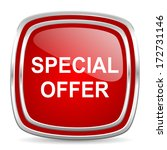 special offer icon | Shutterstock . vector #172731146