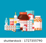 Pharmaceutical Illustration Of...