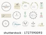 set of labels and badges for... | Shutterstock .eps vector #1727590093