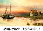 Oil Paintings Sea Landscape ...