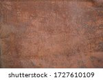 Red Brown Rusty Iron Texture