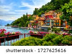 Varenna  Italy. Picturesque...