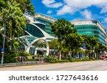 Singapore   Mar 1  2020  Plaza...