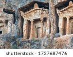 Fethiye King Tombs  Fethiye...
