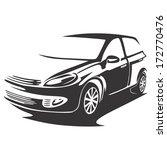 car | Shutterstock .eps vector #172770476