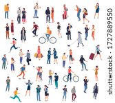 set of vector ready to... | Shutterstock .eps vector #1727889550