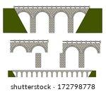 ancient,arch,architectural,architecture,bridge,building,classical,clip-art,clipart,construction,contour,element,history,illustration,isolated