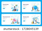 financial analyst or consultant ... | Shutterstock .eps vector #1728045139