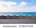 Coast And Sea Landscape At Jej...