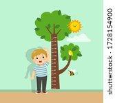 vector illustration cute...   Shutterstock .eps vector #1728154900