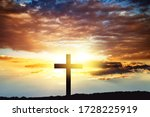 Cross Against The Sky ....