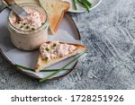 Salmon And Soft Creme Cheese...