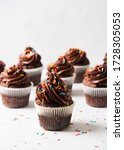 Chocolate Cacao Cupcakes With...