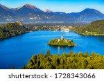 Scenic Panoramic View Of...