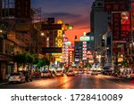 Evening In Chinatown  Chinatown ...