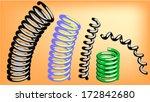 springs | Shutterstock .eps vector #172842680