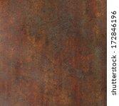 brown metal rust | Shutterstock . vector #172846196